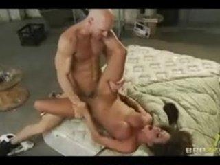 lewd big-tit dark brown mother i slut sucks