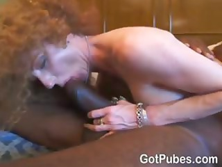 golden-haired d like to fuck widens her bushy