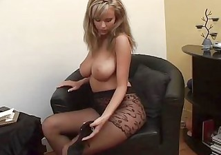ideal wife zuzana worthwhile hotty nylon boobs