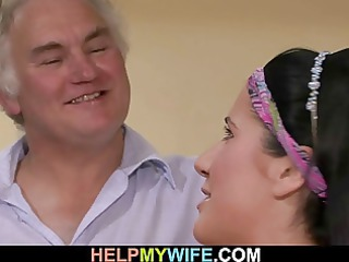 hot wife rides strangers large meat
