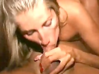 hawt mother i pov blow and cum licking