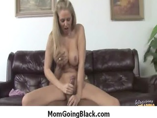 concupiscent hawt mommy getting drilled in