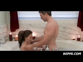 love and romance in the bathtub