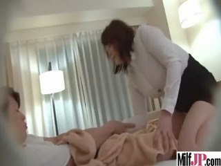 milf japanese acquire hardcore screwed clip-710