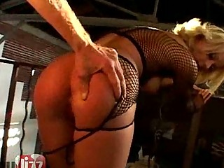 milf wench has some doggy style fucking adventures