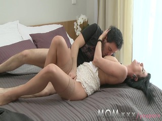 mommy cheating d like to fuck plays away
