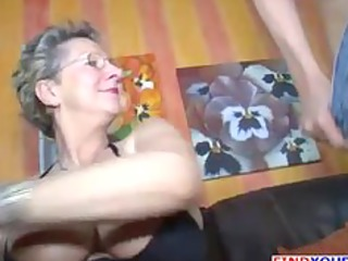 mature mother fucker