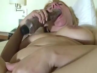 aged woman amateur