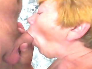 hirsute granny fucks!