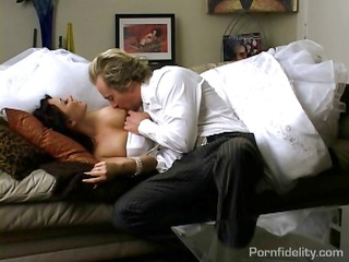 dream wedding night with eva angelina