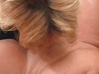 sexy older cougars three-some