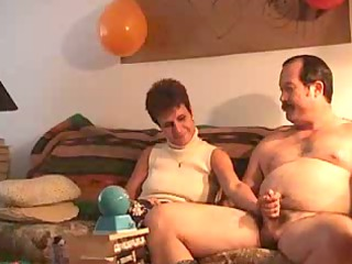 older couple's st sex tape