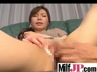 asians sexy milfs acquire hard team-fucked clip-21