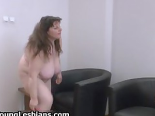 sexually excited mature lady with biggest