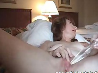 muff and anal joy mommy sandra