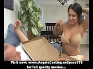 hawt lalin girl d like to fuck does blowjob for