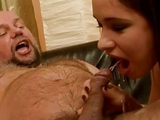 granddad fucking and pissing on wicked cutie