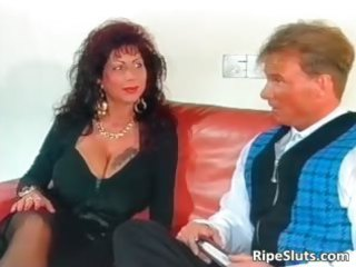 beautiful mega boobed older doxy acquires part6