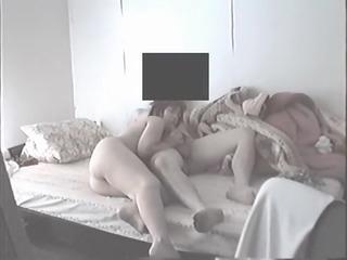 hidden sex older mama blowing daddy on spy secret