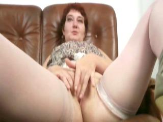 valerie a french older analfucked by a dark jock