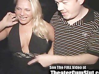 blond birthday harlots public porn theater sex