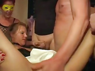 german mature strumpets gangbang