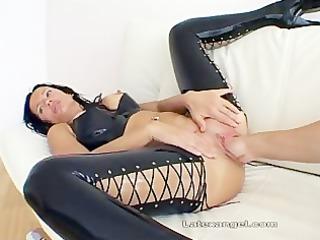 bizarre anal fisting